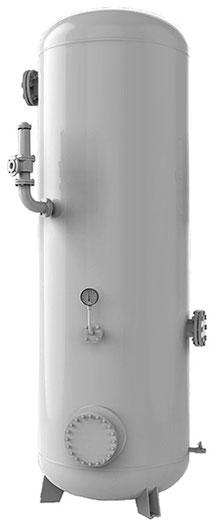 Сборник воздуха объемом более 4 куб.м