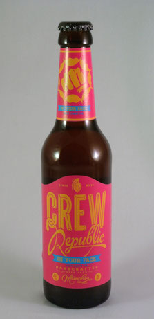 In Your Face Westcoast India Pale Ale von Crew Republic