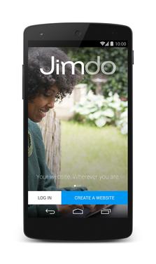 New Jimdo element picker