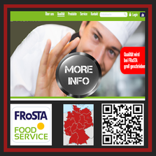 Logo Salomon Foodworld