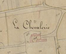 La Chevalerie - Cadastre Napoléonien