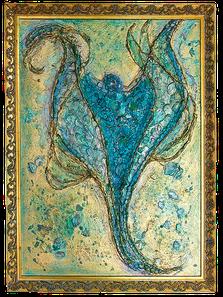 Elohim Kamael - 60 x 80 cm