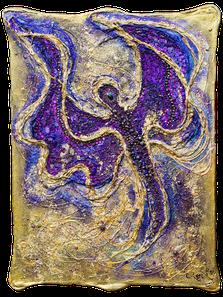 Zadkiel - 60 x 80 cm