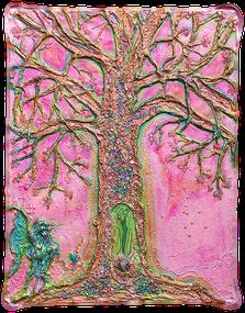 Tree of Life - 72 x 92 cm