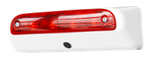 AL-CAR AL-CAM 29 PRO hochauflösende 160-Grad Farb-RV-Kamera für Fahrzeuge in der Farbe Weiss