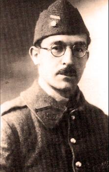 Le Lieutenant Colonel Chamarsson, commandant le 157em RAP