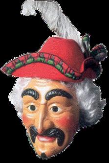 Maske des Ryffe-Herrn