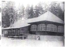 """alte Gaststätte """"Friedenau"""""""