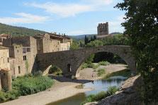 Canal du Midi à Narbonne