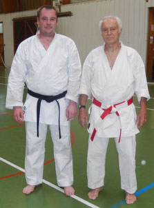 Emmanuel Lecuyer et Jean-Luc Schroll