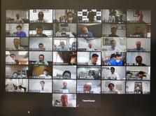 初の試みとなったWeb会議システムによる総会   (提供:日本金型工業会)