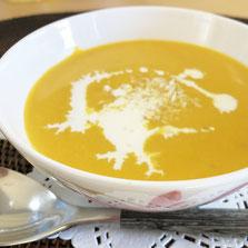 食ものがたりに登場するかぼちゃのスープ
