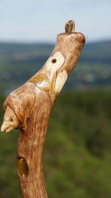 Wanderstaub Holz kaufen Vogel