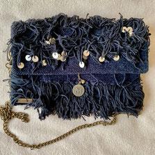 boho bag tas clutch festival bag party tasje vintage carpet bag berber bag