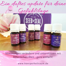 Bild: Feelings Set von Young Living im Kokoro
