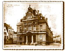 voormalig douanegebouw Antwerpen