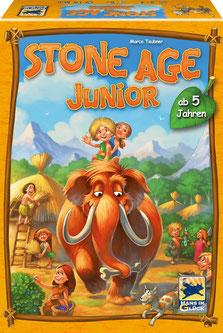 Gewinner Kinderspiel des Jahres 2016: Kinderbrettspiel Stone Age Junior