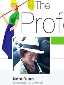 Follow Nora Dunn on Twitter
