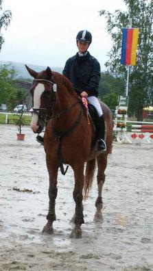 Daniela Hocke und Athina