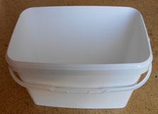Sammelbehälter Komposttoilette