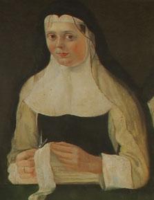 """Détail """"Leçon de Pharmacie"""" : Soeur Marie-Elisabeth, MOREL."""