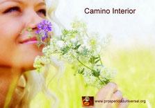 CAMINO INTERIOR ES VIVIR EN PLENITUD TOTL, FISÍCA, MENTAL Y ESPIRITUAL - PROSPERIDAD UNIVERSAL