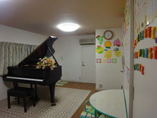 目白教室第1レッスン室