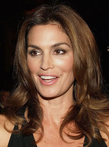 cindy crawford contact speech
