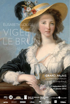 Yolande-Gabrielle-Martine de Polastron, Herzogin von Polignac, gemalt von Elisabeth Vigée Le Brun © RMN-Grand Palais