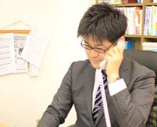名古屋の個人再生の相談風景