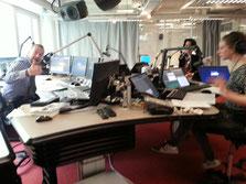 Gonnie Klein Rouweler radio 2 Hemelbestormers Jeroen Kijk in de Vegte