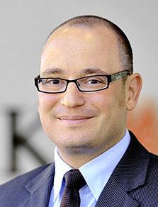 Alex Marjanovic, Leiter Kundenberatung und Niederlassungen, AEK Bank 1826, Thun.