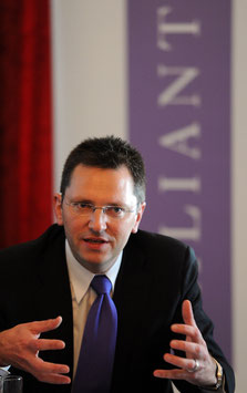 Michael Hobmeier war bereits  CEO der Valiant, als die Finma Ungereimtes  aufdeckte.