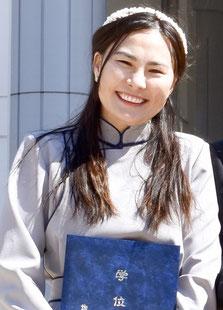外国人 留学生 モンゴル