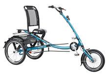 Pfau-Tec Scootertrike Sessel-Dreirad Elektro-Dreirad Beratung, Probefahrt und kaufen in Münster