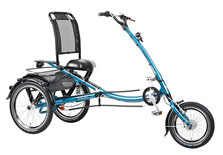 Pfau-Tec Scootertrike Sessel-Dreirad Elektro-Dreirad Beratung, Probefahrt und kaufen in Düsseldorf