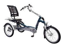 Van Raam Easy Rider Sessel-Dreirad Elektro-Dreirad Beratung, Probefahrt und kaufen in Pfau-Tec Scootertrike Sessel-Dreirad Elektro-Dreirad Beratung, Probefahrt und kaufen in Harz