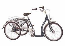Pfau-Tec Dreirad Elektro-Dreirad Classic in Halver