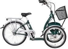Pfau-Tec Bene Front-Dreirad Beratung, Probefahrt und kaufen in Ravensburg