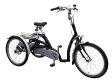 Van Raam Maxi Comfort Dreirad Elektro-Dreirad Beratung, Probefahrt und kaufen in Pfau-Tec Scootertrike Sessel-Dreirad Elektro-Dreirad Beratung, Probefahrt und kaufen in Nordheide
