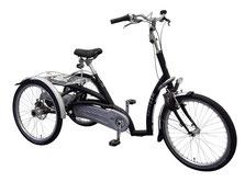 Van Raam Maxi Comfort Dreirad Elektro-Dreirad Beratung, Probefahrt und kaufen in Pfau-Tec Scootertrike Sessel-Dreirad Elektro-Dreirad Beratung, Probefahrt und kaufen in Lübeck