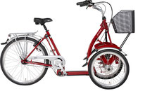 Pfau-Tec Primo Front-Dreirad Beratung, Probefahrt und kaufen in Frankfurt