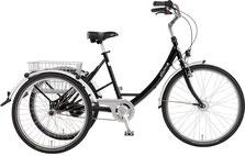 Pfau-Tec Proven Dreirad Elektro-Dreirad Beratung, Probefahrt und kaufen in Frankfurt