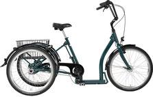 Pfau-Tec Ally Dreirad Elektro-Dreirad Beratung, Probefahrt und kaufen in Hamburg