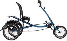 Pfau-Tec Scootertrike Sessel-Dreirad Elektro-Dreirad Beratung, Probefahrt und kaufen in Hamburg