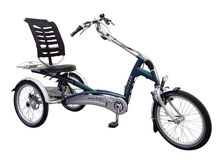 Van Raam Easy Rider Sessel-Dreirad Elektro-Dreirad Beratung, Probefahrt und kaufen in Oberhausen