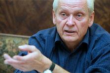 Reinhart Sellner, neu im GÖD-Vorstand