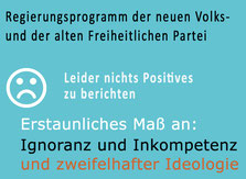 """Es stelle sich auch die Frage, """"welches ideologische Leitbild dahintersteht"""". Univ. Prof. Dr. Gottfried Biewer – UNI Wien zu den türkisblaue Vorstellungen zur Inklusiv- und Sonderpädagogik  Grafik: spagra"""
