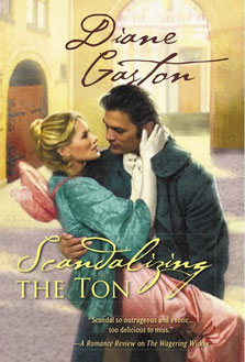 Scandalizing the Ton by Diane Gaston