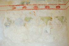 Mur Ouest, registre inférieur côté Nord